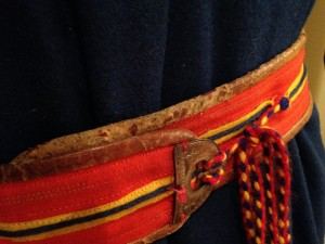 Traditional Sami belt
