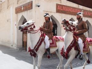 Qatari Police